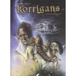 Korrigans 01<br>Kinderen van de nacht HC