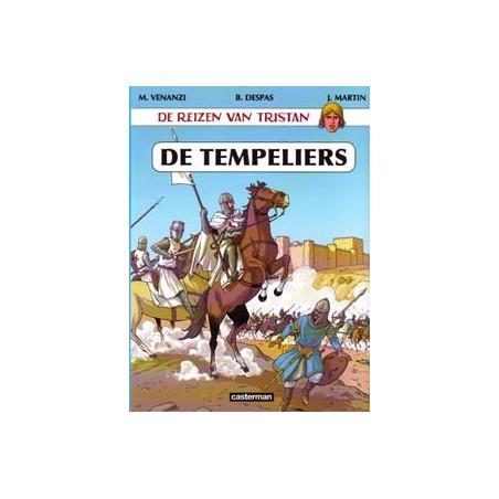 Reizen van Tristan 02 De Tempeliers