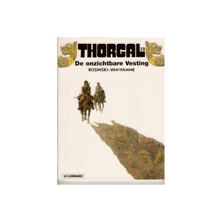 Thorgal  19 De onzichtbare vesting