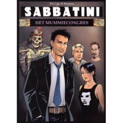Sabbatini 01 Het mummiecongres