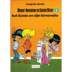 Geniale Olivier 02<br>Het genie en zijn generatie<br>herdruk 198