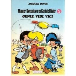 Geniale Olivier 03<br>Genie, vidi, vici<br>herdruk 1983