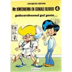 Geniale Olivier 04<br>Gedwarsboomd gul genie...<br>herdruk 1983