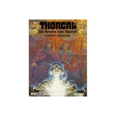 Thorgal  21 De kroon van Ogotaï