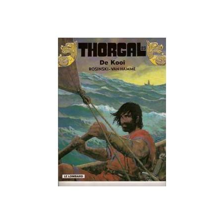 Thorgal  23 De kooi