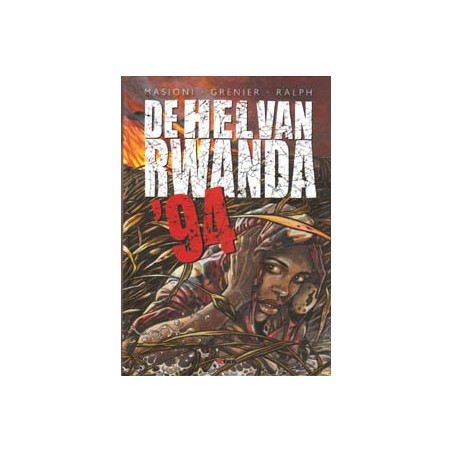 Hel van Rwanda 01 `94 HC