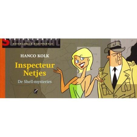 Inspecteur Netjes 01 De Shell-mysteries