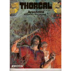 Thorgal 24: Arachnea