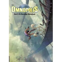 Omnopolis 02<br>De oneindige bibliotheek
