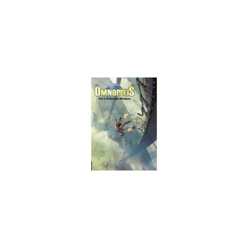 Omnopolis 02 De oneindige bibliotheek