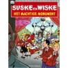 Suske & Wiske  300 Het machtige monument