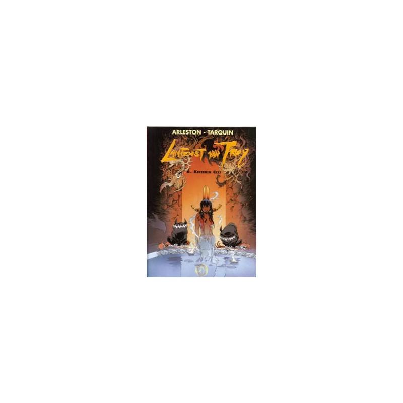 Lanfeust van Troy HC 06 Keizerin Cixi 1e druk 1999