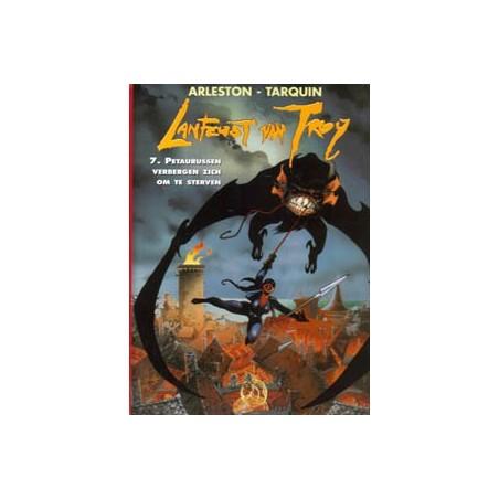 Lanfeust van Troy HC 07 Petaurussen verbergen… 1e druk 199