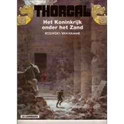 Thorgal 26: Het koninkrijk onder het zand