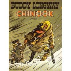 Buddy Longway 01 - Chinook 1e druk 1974