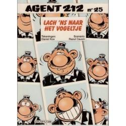 Agent 212 25: Lach `ns naar het vogeltje