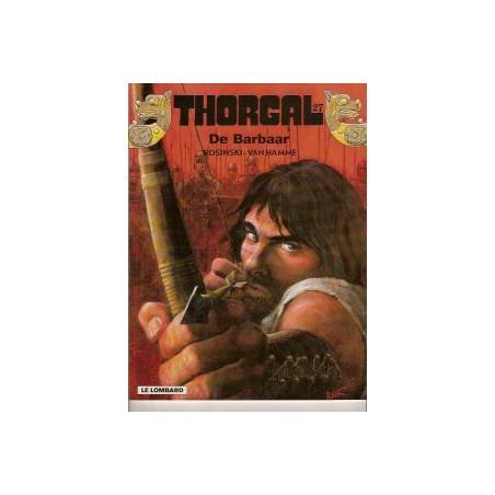 Thorgal  27 De barbaar