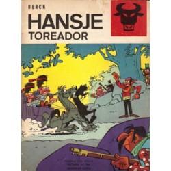 Hansje Toreador 1e druk 1967 Favorietenreeks 11