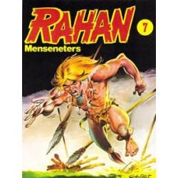 Rahan P 07<br>Menseneters<br>1e druk 1981