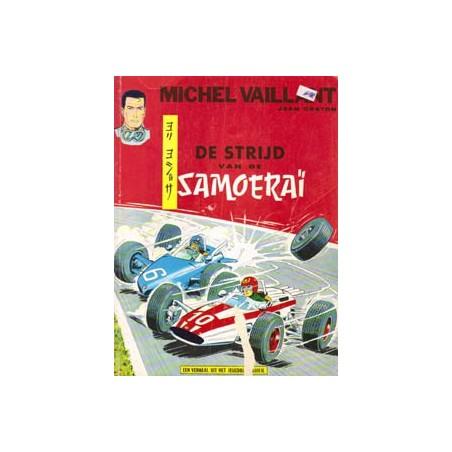 Michel Vaillant<br>10 - Strijd van de samoerai<br>Helmond 1971