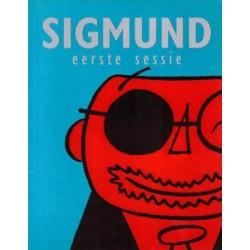 Sigmund<br>01 Eerste sessie<br>2e druk 1996
