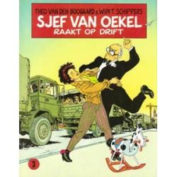 Sjef van Oekel 03<br>Raakt op drift<br>herdruk 1987