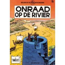 Timoers 15<br>Onraad op de rivier<br>herdruk 1984