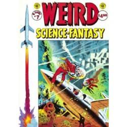 EC classics 7 Weird Science-Fantasy 1986