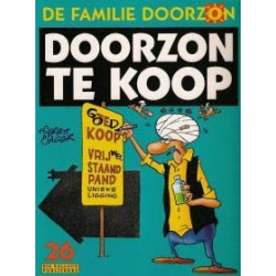 Familie Doorzon<br>26 Doorzon te koop<br>1e druk 2002