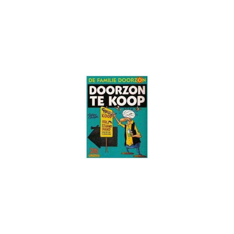 Familie Doorzon 26 Doorzon te koop 1e druk 2002