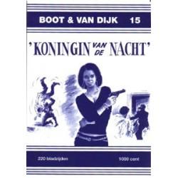 Boot & van Dijk 15<br>Koningin van de nacht