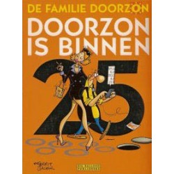Familie Doorzon 25<br>Doorzon is binnen