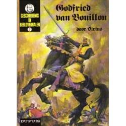 Geschiedenis in beeldverhalen 07<br>Godfried van Bouillon