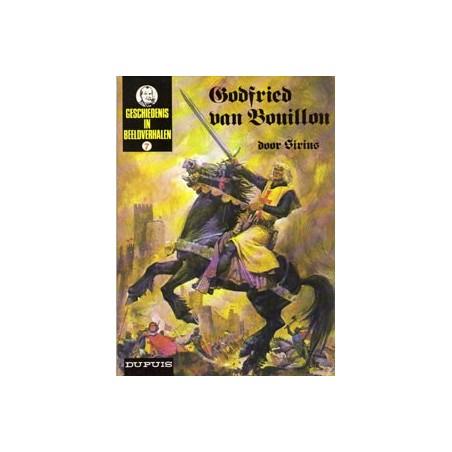 Geschiedenis in beeldverhalen 07 Godfried van Bouillon
