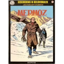Geschiedenis in beeldverhalen 15<br>Mermoz<br>herdruk 1985