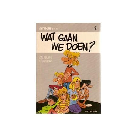 German en wij… 01 Wat gaan we doen? 1e druk 1980