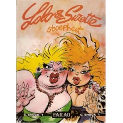 Lolo & Suzette 01 SC Stoepheet 1e druk 1989