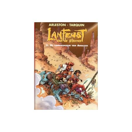Lanfeust van de Sterren 03 Zandwoestijn Abraxar 1e druk