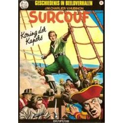 Surcouf<br>set Geschiedenis in beeldverhalen<br>3 delen
