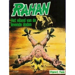 Rahan setje Panda<br>deel 1 t/m 7<br>1e drukken 1979-1981