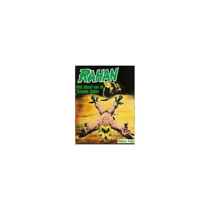 Rahan setje Panda deel 1 t/m 7 1e drukken 1979-1981