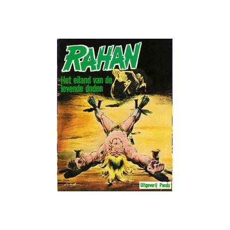 Rahan setje Panda deel 1 t/m 7% 1e drukken 1979-1981