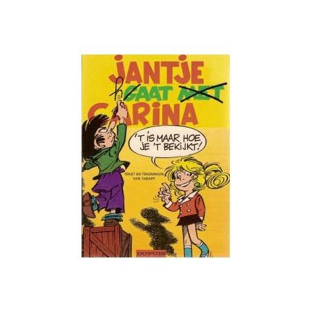 Jantje & Carina setje deel 1 & 2 1e drukken 1980-1982