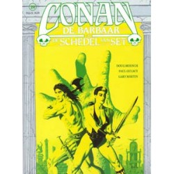 Conan album 26 - De schedel van Set 1e druk 1990