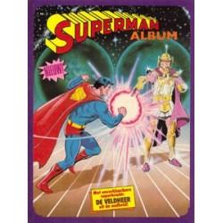 Superman album E 02 De veldheer uit de oudheid 1e druk 198