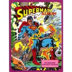 Superman album E 05 De drager van het kwaad 1e druk 1983