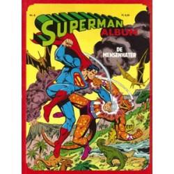 Superman album E 06 De mensenhater 1e druk 1983