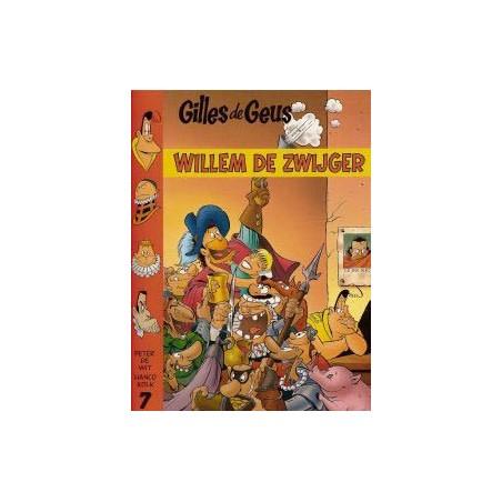 Gilles de Geus  07 - Willem de Zwijger
