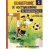 Honnieponnie 01 De voetbalkoning en de kuikentjes