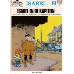 Isabel 02<br>Isabel en de kapitein<br>herdruk